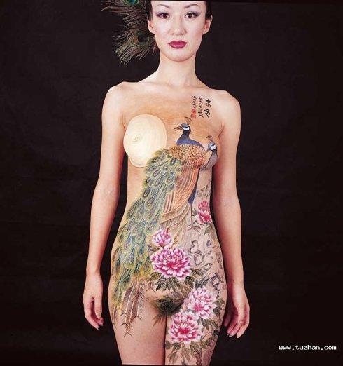 外阴图片:女性外生殖器真人图片
