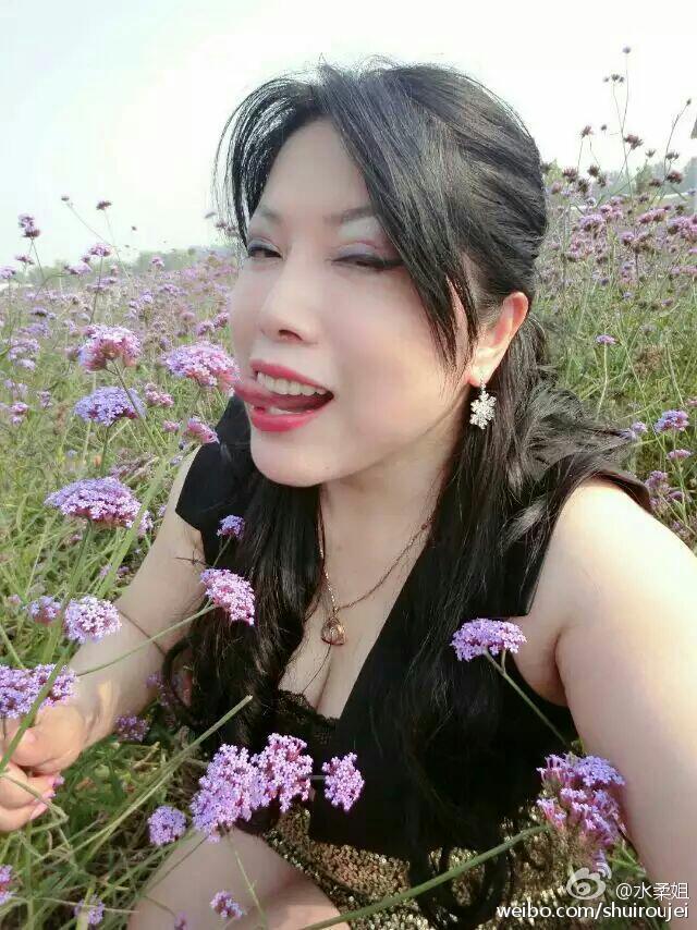 水柔姐最新艺术照_水柔姐8月旅游归来照片:水柔姐柔姐个人图集(3)_内涵图你懂的 ...