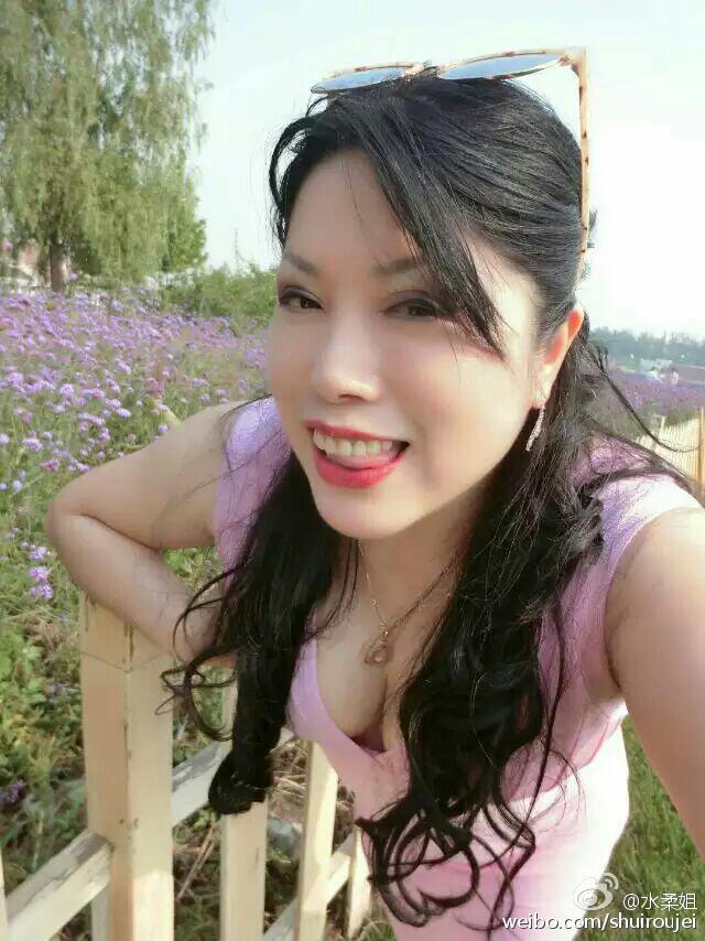 水柔姐最新艺术照_水柔姐8月旅游归来照片:水柔姐柔姐个人图集(4)_内涵图你懂的 ...
